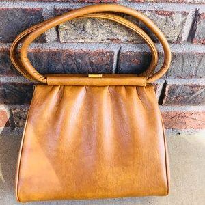 Vintage Butterscotch Women's Handbag